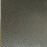 製造所の終わりのスライバカラーはフリーザーのためのスタッコによって浮彫りにされたアルミニウムシートに塗った