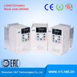 Tapa de V&T V5-H que vende 0.4 a la torque variable de 3.7kw 400V/al mecanismo impulsor ligero de la CA de la aplicación de la carga