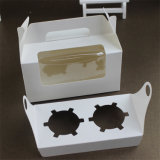 Kundenspezifische Tiefkühlkost, die süsser Kasten-gewölbte Tortenschachteln verpackt