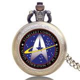 Vigilanza Pocket di vendita calda di tema dello Star Trek di stile