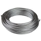 AISI 316 1X19 de la cuerda de acero inoxidable de 0,5 mm de cable de pesca