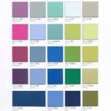 Dampproof Color sólido con textura de HPL/decorativos laminados de alta presión