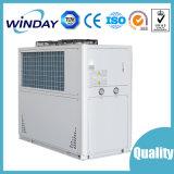 Refrigeratore raffreddato rotolo a basso rumore dell'aria di alta efficienza