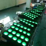 5 luz dos antolhos da matriz do diodo emissor de luz das cabeças 30W 3in1