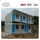 Cabinas prefabricadas móviles de Porta de la venta caliente que construyen la casa del envase para la escuela