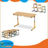 공장 공급 두 배는 책상과 의자를 조정한다