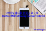Visualizzazione eccellente affissione a cristalli liquidi del telefono mobile di qualità per lo schermo 6s di iPhone, dato che iPhone6