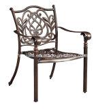 /Rattan esterno/presidenza & Tabella della fusion d'alluminio mobilia del giardino/patio/hotel ha impostato (HS3177C&HS 6188DT)