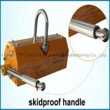 Для тяжелого режима работы 1320фунтов 600 кг стальные подъем магнит магнитные подъемники подъемник кран