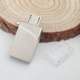 16GB OTG Micro USB Pen Drive para Mobile e o PC