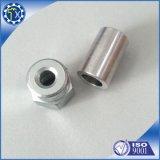 Kundenspezifisches nichtstandardisiertes verzinktes Metall-CNC-Teil