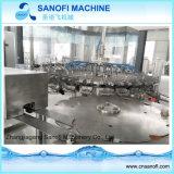 Automatische Flaschen-Wasser-/Saft-/Soda-Getränk-füllende Zeile beenden