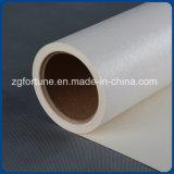 Papel pintado imprimible solvente al por mayor de Eco del papel de empapelar con textura de la paja del heno