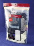 내복 포장 지퍼 자물쇠 부대에 의하여 박판으로 만들어지는 많은 필름 물자