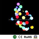 Indicatore luminoso della sfera del LED per l'indicatore luminoso di natale di festa