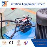 DZ 1250 van het Water van de Filter van de Machine Reeksen van de Pers van de Membraanfilter