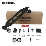 Patín eléctrico de las ruedas de Koowheel cuatro con Samsung o la batería del LG