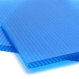 Het Holle Blad van het Kristal van het polycarbonaat voor BinnenDecoratie