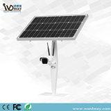 L'ONVIF 1080P P2P 50W l'énergie solaire de la sécurité réseau 4G/l'énergie solaire IP Caméra de vidéosurveillance avec carte SIM