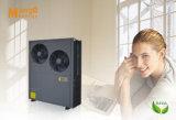 9kw à 250kw chauffage+Pompe à chaleur refroidi par air de refroidissement à usage industriel