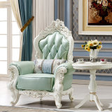 Insiemi esterni della mobilia con le presidenze del sofà di svago e la Tabella (718)