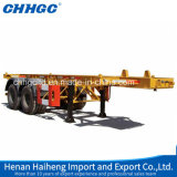 Skeleton Container Chassis Transport Trailers