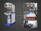 Machine de Printertampography de garniture de cuvette d'encre scellée deux par couleurs