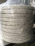 アスベストスのラギングロープ(HY-G625K)が付いている編まれたロープのガラス繊維