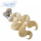 2017 i capelli umani cinesi all'ingrosso 2 impacchettano l'estensione dei capelli umani dell'onda dei 613 corpi