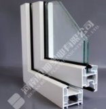 Beidi PVC Casement Window와 Door Profiles (60 에 90)