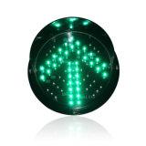Подгонянный светофор модуля зеленого цвета СИД Красного Креста 200mm