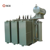 800kVA drie Transformator van de Distributie van Fasen de Olie Ondergedompelde