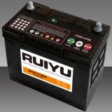 12V batería de automóvil sin mantenimiento.