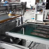 단화는 자동적인 실크 스크린 인쇄 기계 기계를 덧댄다
