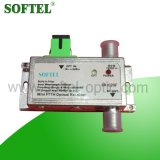 47-1000MHz de Optische Ontvanger Ingebouwde Filter van de vezel