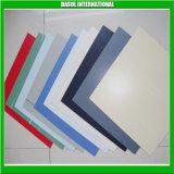 Плитка пола PVC, плитка кварца PVC, однородная плитка PVC, настил PVC