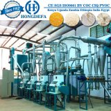 Máquina da fábrica de moagem do milho para África