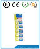Pile sèche de lithium de cellules non rechargeables de bouton de la taille Cr927 3V 30mAh