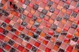 Mosaico del vidrio cristalino del Muti-Color en supermercado