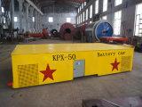 車輪のタイプ鉄道の平床式トレーラーの産業転送のトロリー無し(KPX)