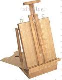 De Houten Schildersezel van de Schildersezel van de Schildersezel van de doos/de Schildersezel van de Kunst