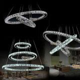 Luce di cristallo decorativa Md8825 della lampada LED di illuminazione moderna calda