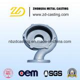 Carcaça personalizada da precisão da fundição de aço para as peças do trator