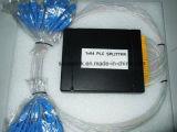 연결관을%s 가진 Gpon 원거리 통신 1X64 플라스틱 상자 PLC 쪼개는 도구