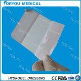 Untersatz brennt Behandlung-Hydrogel-Behandlung