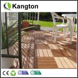 Bloqueio impermeável de bricolage WPC de terraço em deck (WPC)