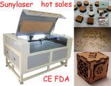 Coupeur multifonctionnel de laser en bois fabriqué en Chine Dongguan