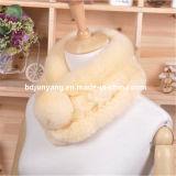 De in het groot Sjaal van het Konijn Faux van de Winter van Vrouwen Warme