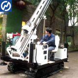 Tiefbautechnik-Bohrmaschine-Felsen, der Ölplattform befestigt