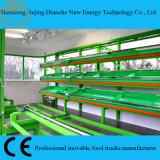 Groen Fruit en de Plantaardige Mobiele Vrachtwagens van de Verkoop voor Verkoop